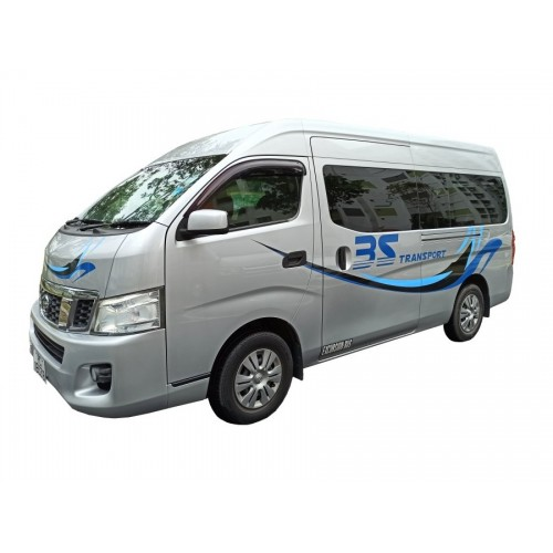 13 Seater (1-way transfer)