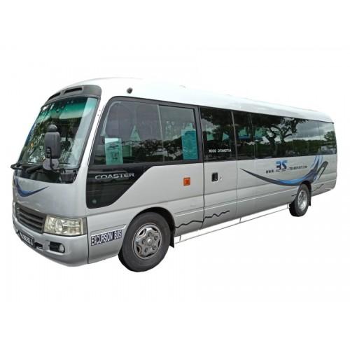 19 Seater (1-way transfer)